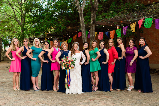 Wedding: Crystal and Alex at ZaZa Gardens, San Antonio, Texas