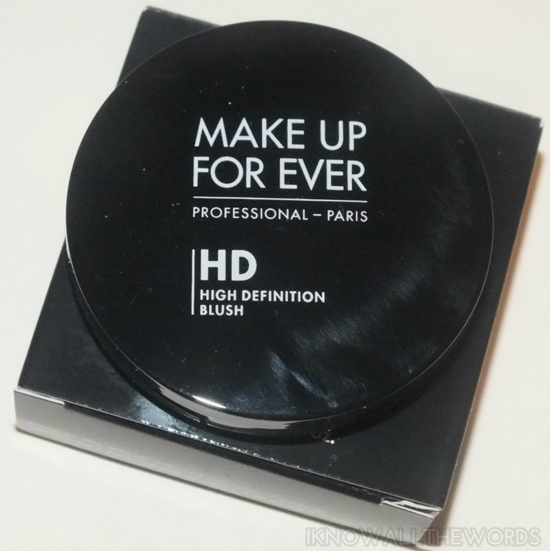 Make Up For Ever HD Cream Blush- 310 Rosewood (3)