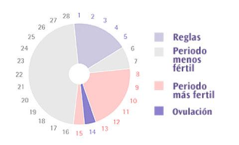 5811462ec Calculadora De Ovulacion Y Dias Fertiles Para Irregulares