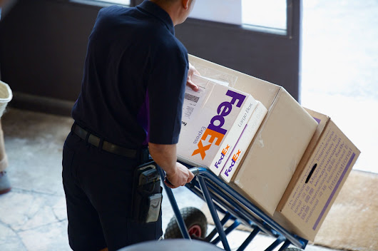 Same-day delivery services tripled in a year