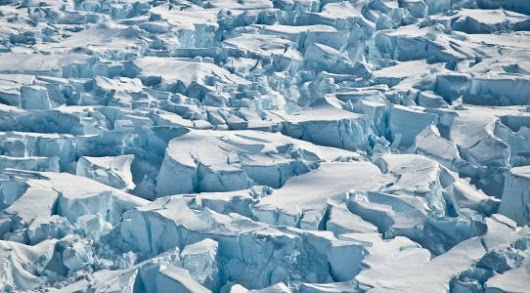 Increased Antarctic ice loss speeding up the rise of sea levels globally