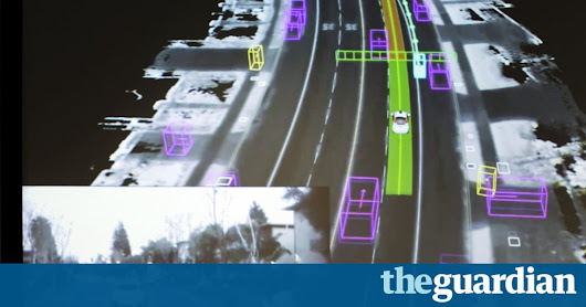 Street wars 2035: can cyclists and driverless cars ever co-exist? | Cities | The Guardian