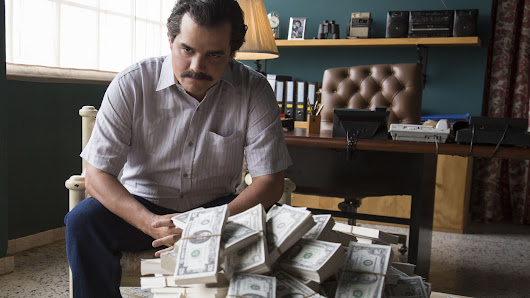 A Colombian Kingpin Gets The 'Goodfellas' Treatment In 'Narcos'