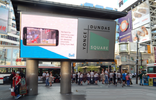 Yonge-Dundas Square-The Heart and Soul of Toronto City