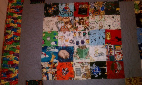 1/4 of my new quilt. by aviva_hadas (Amy)