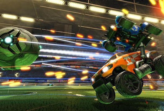 'Rocket League' Coming To Nintendo Switch Should Not Even Be A Debate