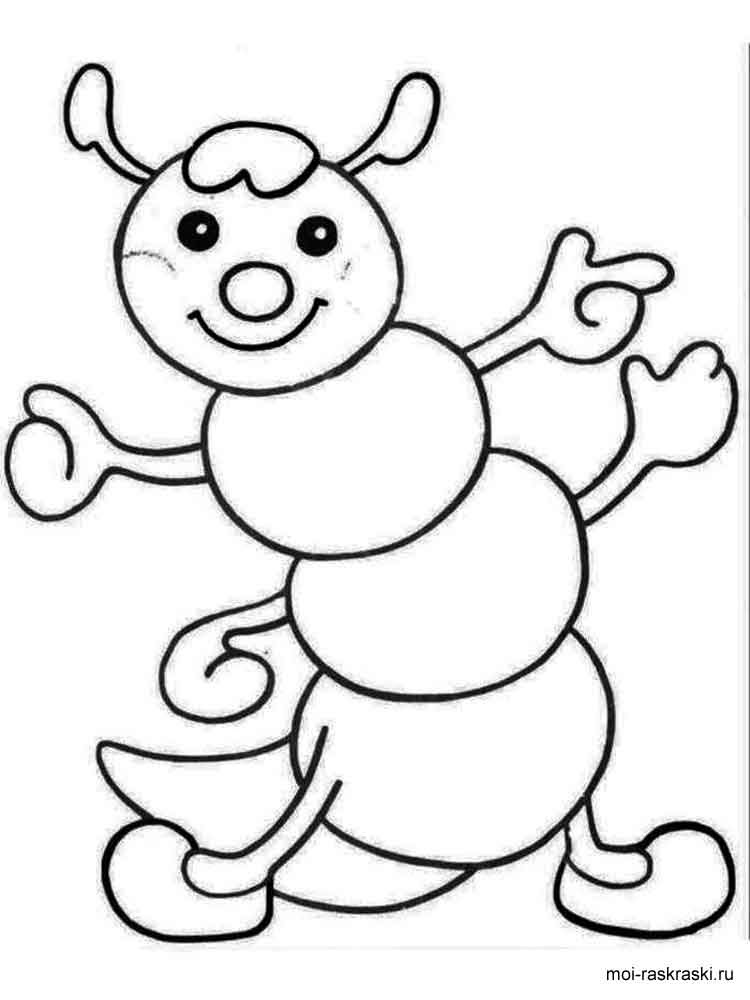 Pages For 3 Year Olds Coloring Pages