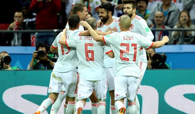 España derrota con sufrimiento a Irán. Muchos favoritos siguen sin tener el pase asegurado