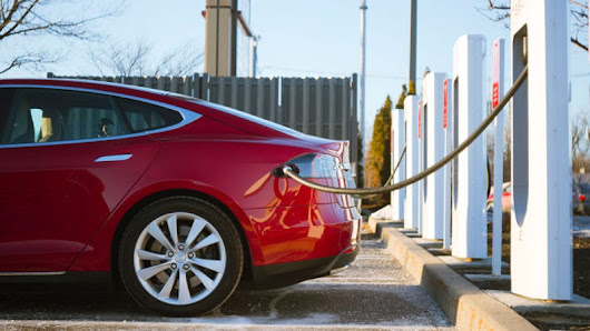 Tesla Just Quietly Solved The Biggest Problem To Electric Car Adoption
