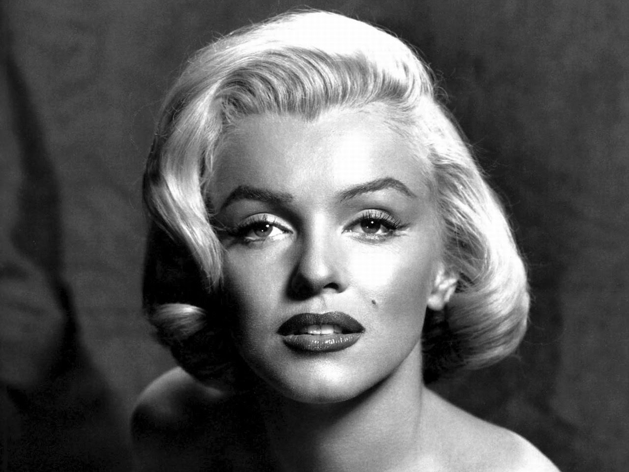 Marilyn Monroe New 2012 Black And White Wallpaper Wallpapers Hd