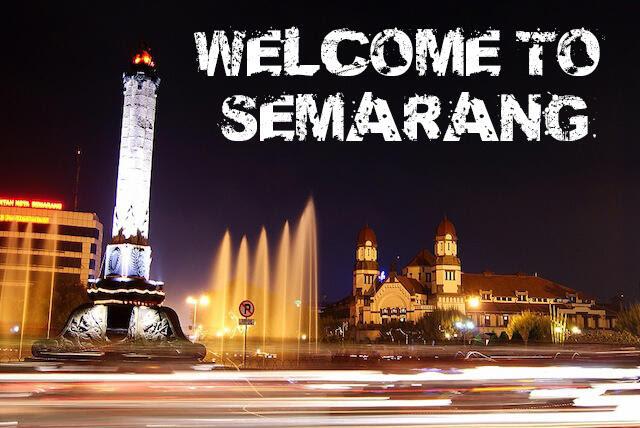 Hasil gambar untuk welcome to Semarang