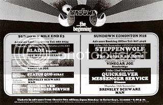 Melody Maker September 2nd 1972