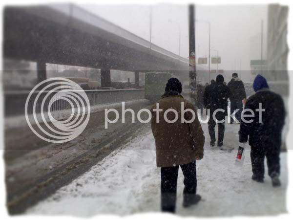 İstanbul Kar Altında!