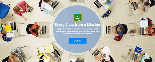 A Timeline of Google Classroom's March to Replace Learning Management Systems (EdSurge News)