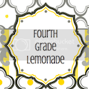 Fourth Grade Lemonade