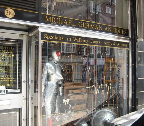 Michael German Antiques
