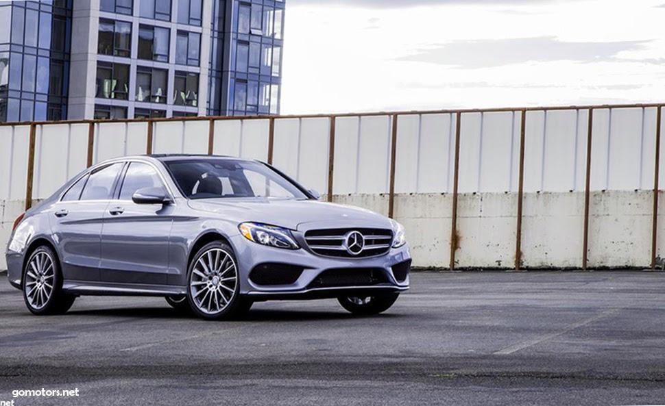 2015 Mercedes-Benz C300 4MATIC review