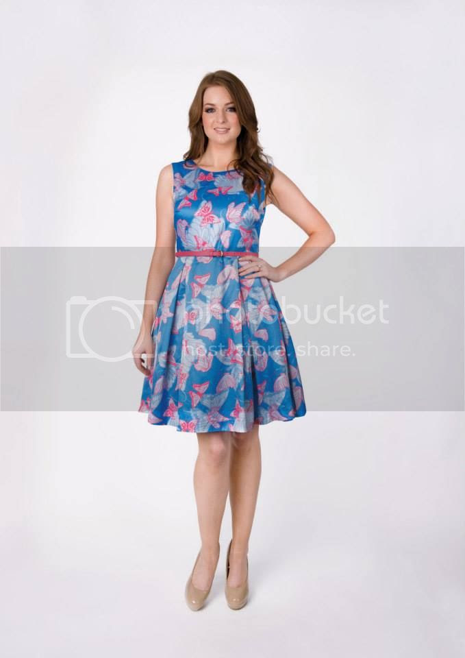 Lila Calypso butterfly print skater dress photo 1546001_623281747733785_1344662732_n.jpg