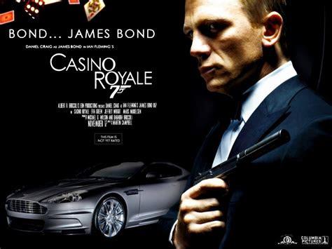 james bond  casino royale gary trotman steelasophical