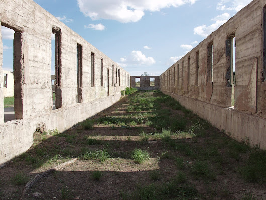 Robert Irwin's Modern Ruin, Years in the Making, Set to Rise in West Texas