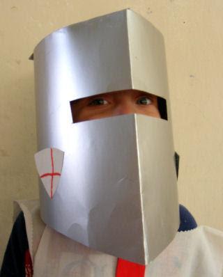 Knight's Helmet 1