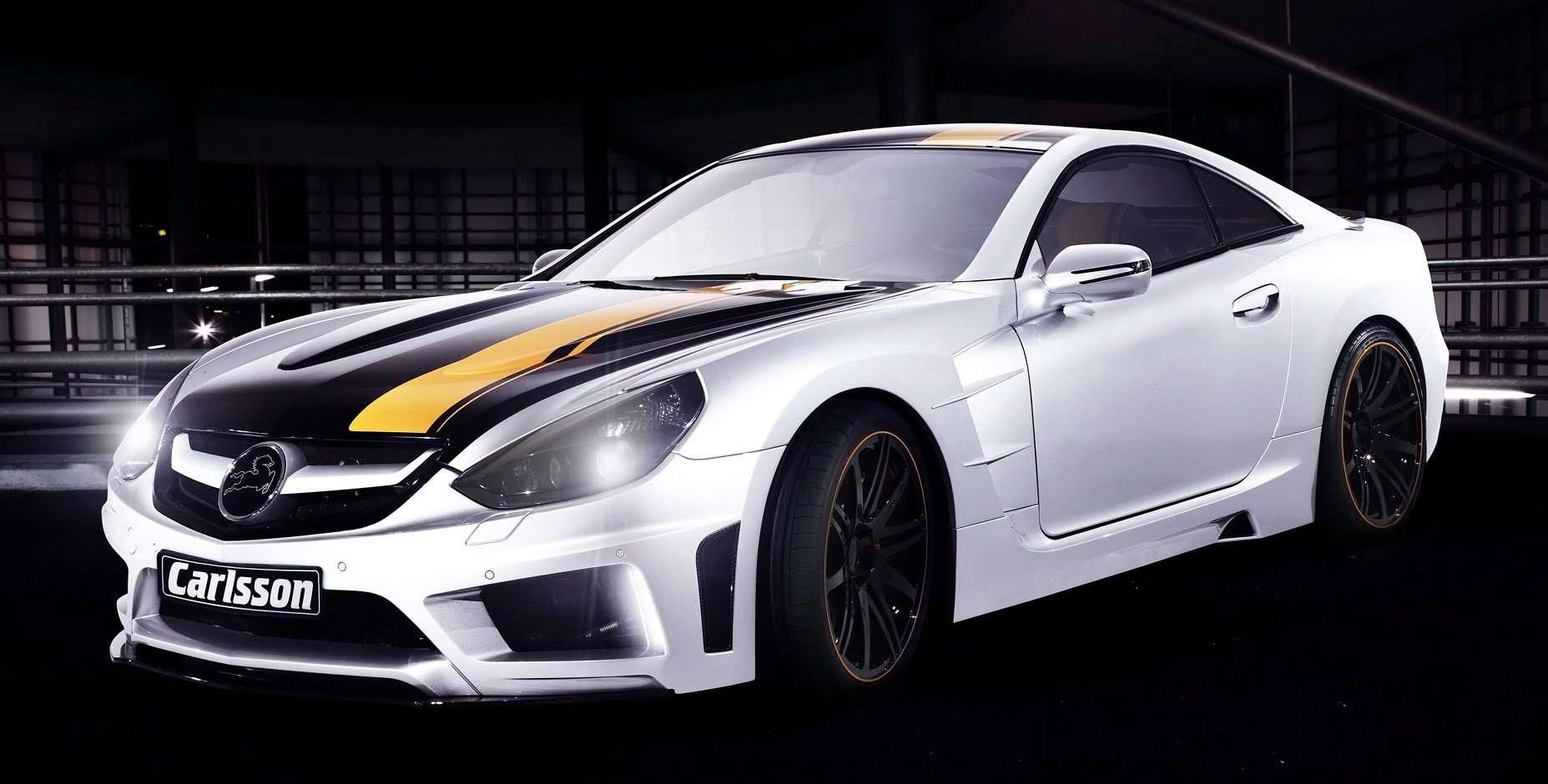 POWER CARS: Mercedes-Benz SL Carlsson Super GT C25