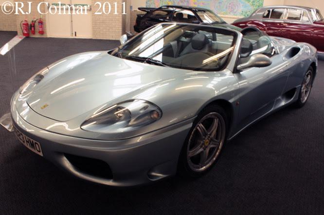 Ferrari 360 Spider, Haynes IMM
