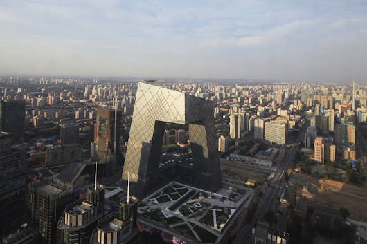 "China Takes Steps to Stop its ""Weird Architecture"" 