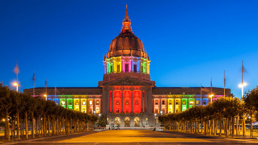 Gay-Friendly Cities - Purple Light Vacations