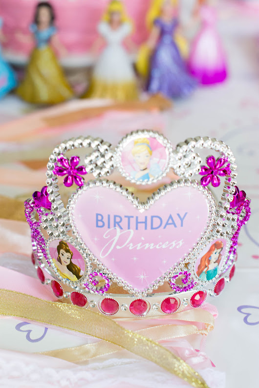 An Easy Princess Cake for Your Little Princess - Wishes & Reality