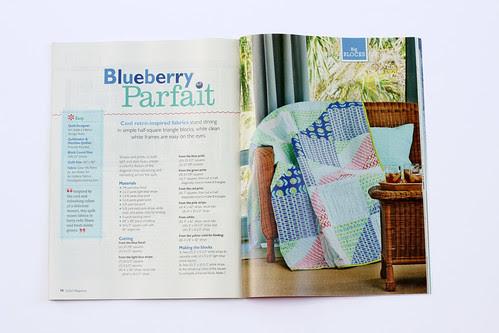 Quilt Magazine - August/September Issue by Jeni Baker