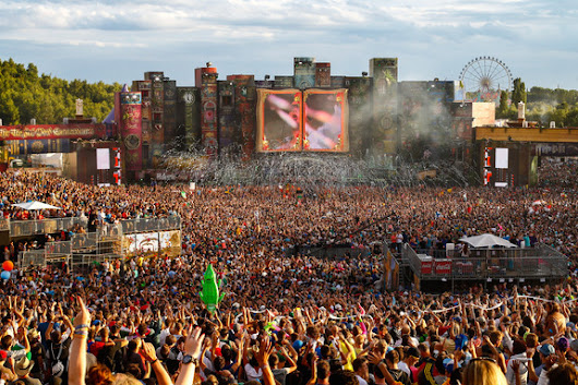 Tomorrowworld 2014 Official Aftermovie is out!
