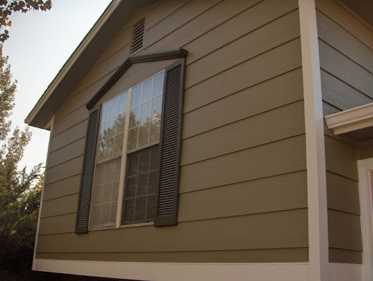 DIY Steps Painting Exterior Wood Siding & Tips - Eco Paint, Inc.