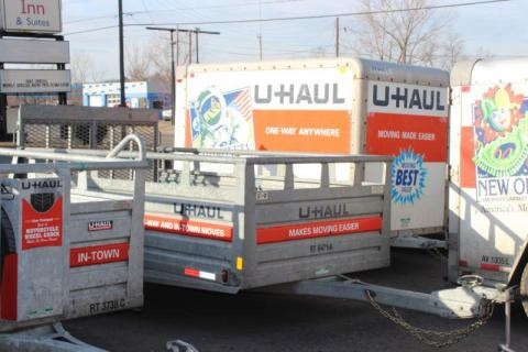 U-Haul Trailers: Information and Alternatives | U-Pack