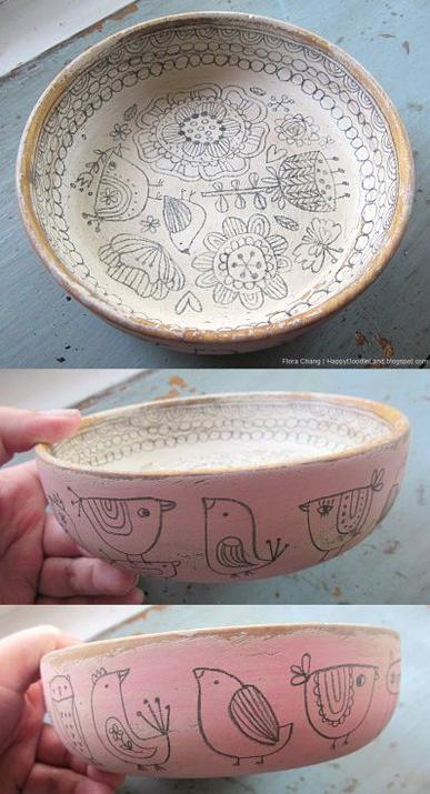 Doodle Bowl