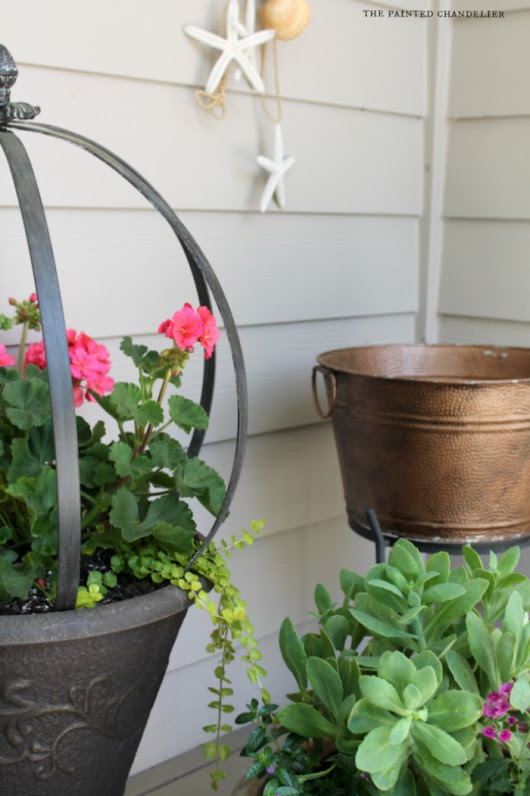 Summer Porch Makeover - My Blog