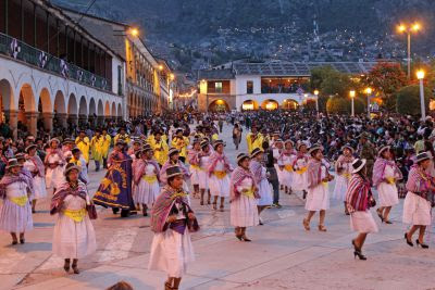 Carnival in Ayacucho: People, parades and powder | Peru SST | Goshen College