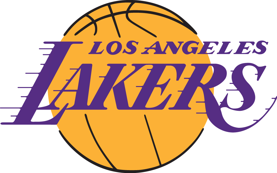 Los Angeles Lakers Primary Logo - National Basketball ...