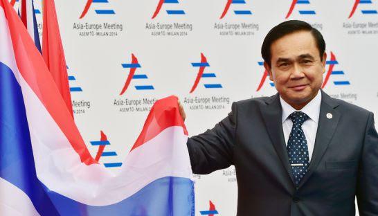 Thai junta leader and Prime Minister Prayuth Chan-ocha