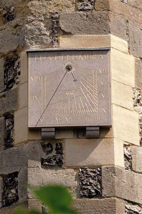 Wall Sundials   David Harber