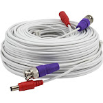 Swann - 100' BNC Extension Cable - White