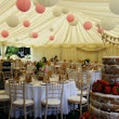 Paper lanterns. Maidmans Marquees lighting solutionsMaidman's Marquees