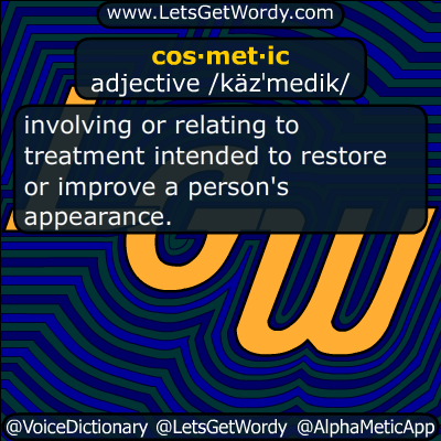cosmetic 06/12/2017 GFX Definition