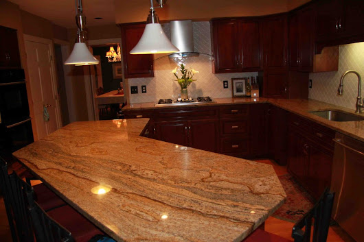 How To Measure for Kitchen Counters | The Granite Guy | Granite Countertop in Columbus / Worthington Ohio