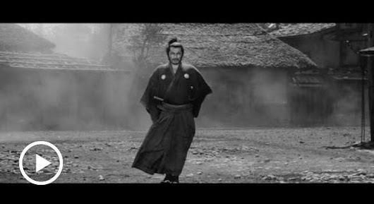 Understanding Movement In Composition Through The Work Of Akira Kurosawa - Digg