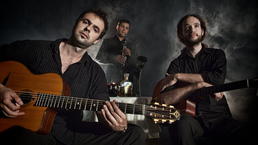 Oridano Gypsy Jazz Band - Oridano's Waltz (Official Music Video) - YouTube