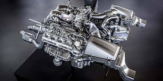 """Hot V"" Turbocharged Engines Explained - Hot V Turbocharged Engine Advantages"