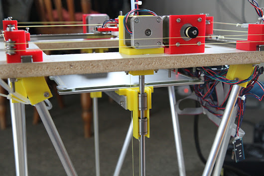 3D Printer Cablebot - astro