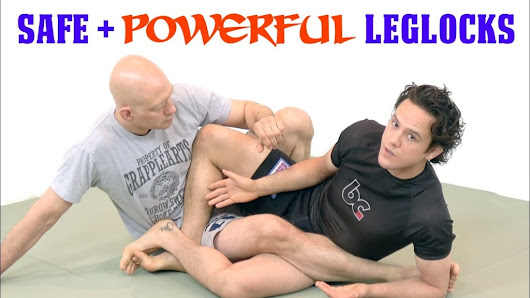 The Secret to Making Leglocks Super-Powerful and Safe to Train!