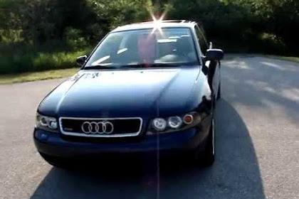 1999 Audi A4 18 T Quattro